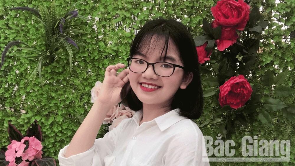 Nữ sinh Bắc Giang lập fanpage bằng tiếng Anh phòng, chống Covid-19